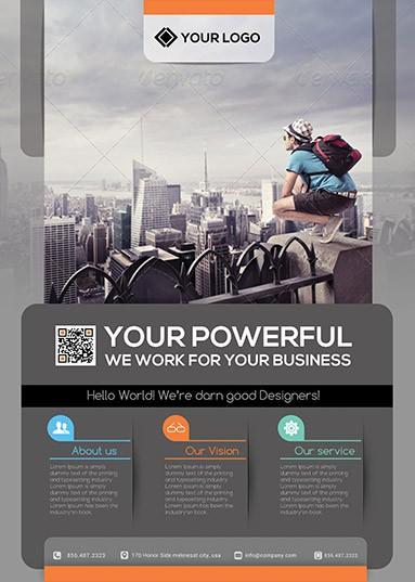 Multiple Purpose / Corporate Flyer Template